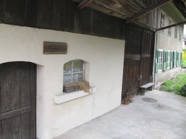 Altes Haus von Wismer.