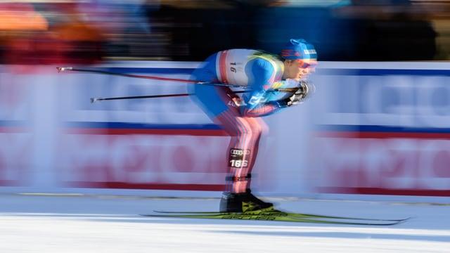 Die FIS greift hart gegen russische Athleten durch.