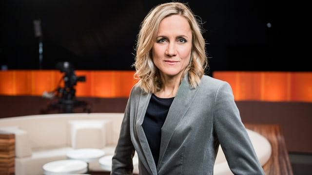 Barbara Lüthi, Teamleiterin Redaktion «Club».