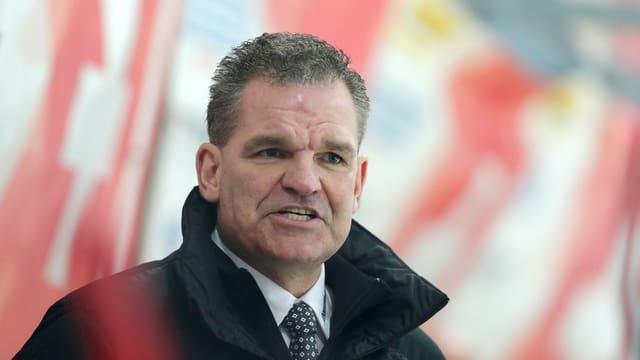 Nati-Trainer Sean Simpson vor entscheidenden Wochen.