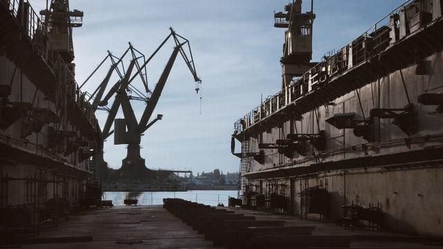 Danziger Werft.