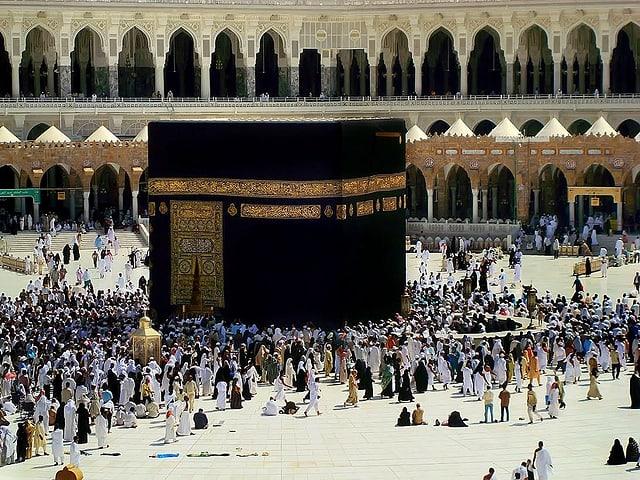 Mekka in Saudi Arabien.