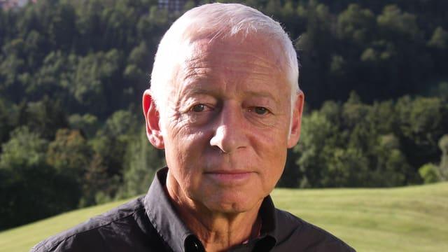 Otto Brändli, Lungenarzt und Ehrenpräsident der Zürcher Lunge (ehemals Lungenliga)