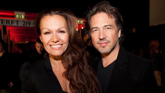 Karina Berger und Thomas Russenberger