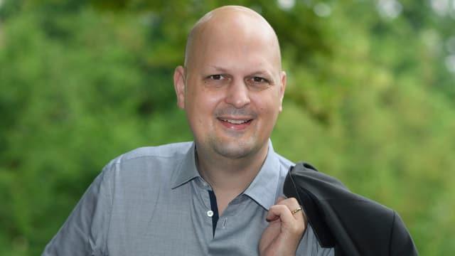 Portrait von Michael Baumer