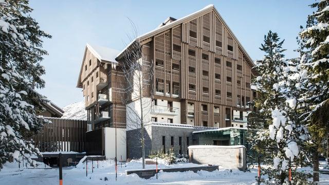 Fünf-Sterne-Hotel «The Chedi» in Andermatt