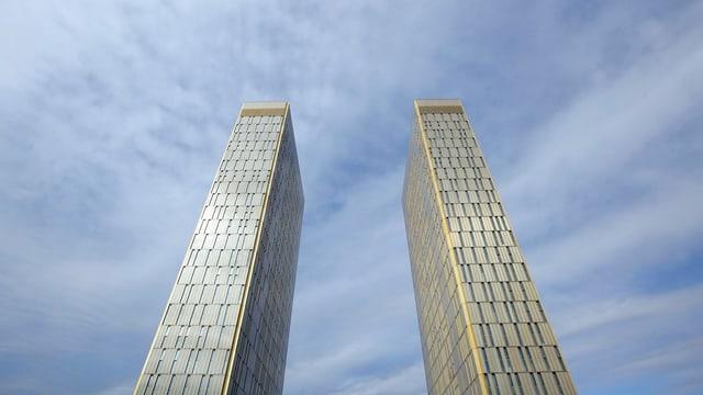 Der Europäische Gerichtshof befindet sich in Luxemburg