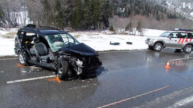 accident d'autos