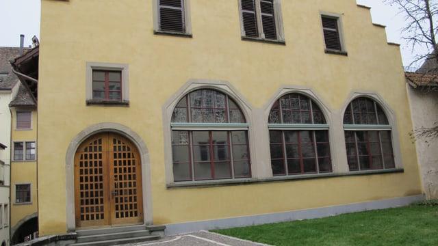 Das Kantonsgericht Schaffhausen: Hier findet der Prozess statt.