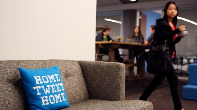 «Home Tweet Home» – das Silicon Valley macht gemeinsame Sache mit der NSA.