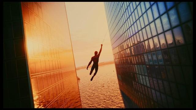 Der Spiderman von Rookiemlg.