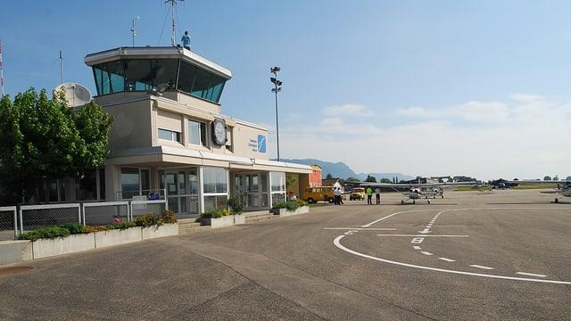 Flughafengebäude