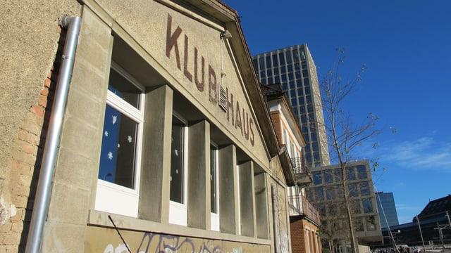 Gebäude Spanisches Klubhaus