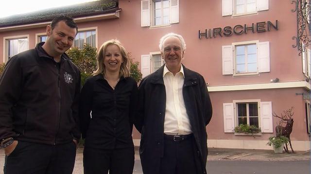 Video «Kanton Basel-Landschaft – Tag 1 – Landgasthof Hirschen, Diegten» abspielen