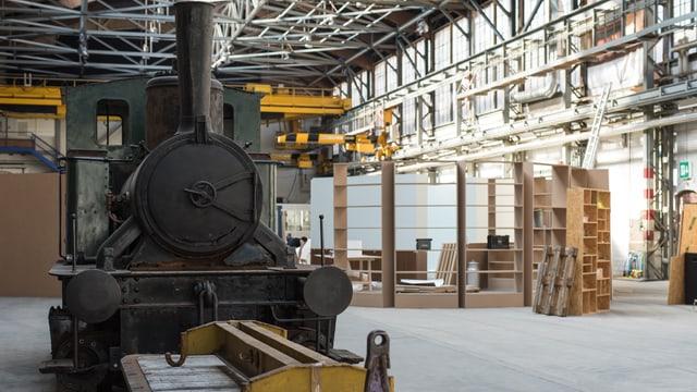 Die Lokomotive ist fester Bestandteil der Industrialisierung, die unser aller Schaffen von Grund auf veränderte.