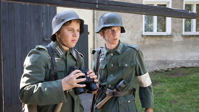 Video «Der Krieg und ich – Justus aus Deutschland (7/8)» abspielen