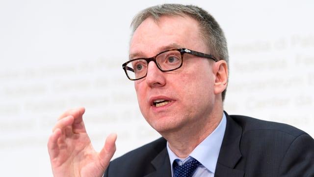 Andreas Heinemann, il nov president da la WEKO.