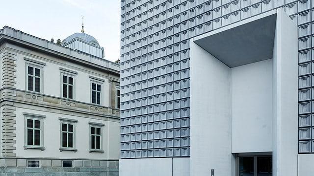 Maletg simbolic. Il Museum d'art dal Grischun.
