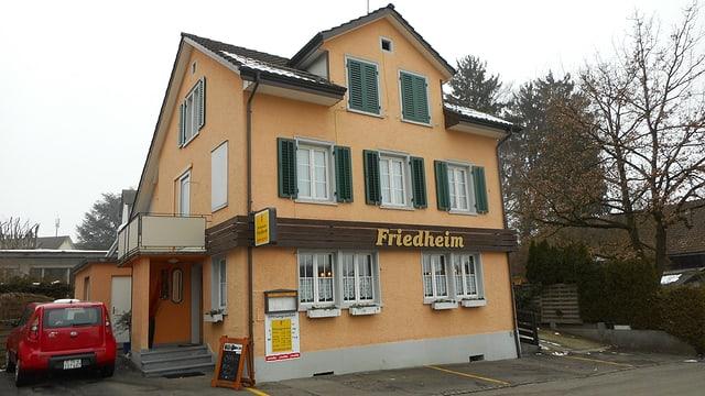Video «Restaurant Friedheim in Amriswil (TG) - Tag 1» abspielen