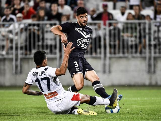 Loris Benito spielt ab dieser Saison in Frankreich für Girondins Bordeaux.