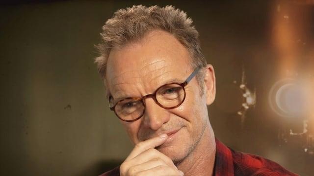 Video «Sting - A Free Man» abspielen