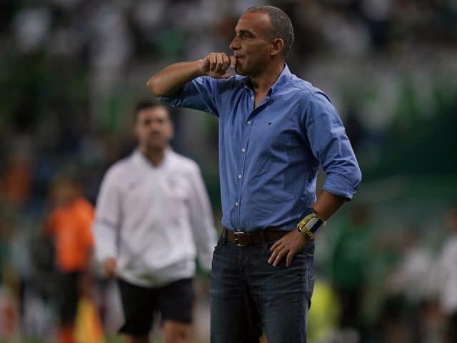 Trainer Joao Pedro Sousa