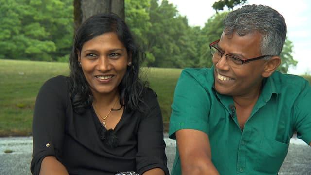 Video «Ein Tamile kocht sich nach oben» abspielen