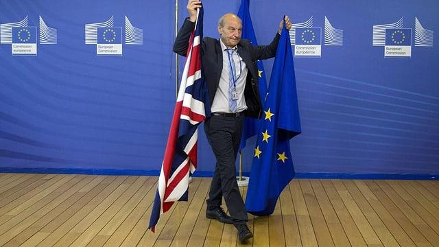 EU stellt Terminverschiebung in Aussicht (Artikel enthält Video)