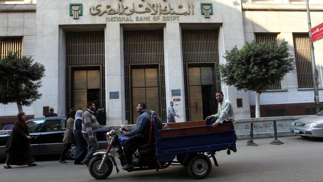 Ägyptische Nationalbank