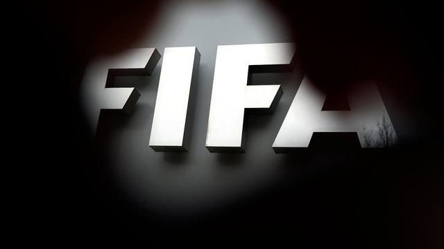 Live vom Fifa-Kongress