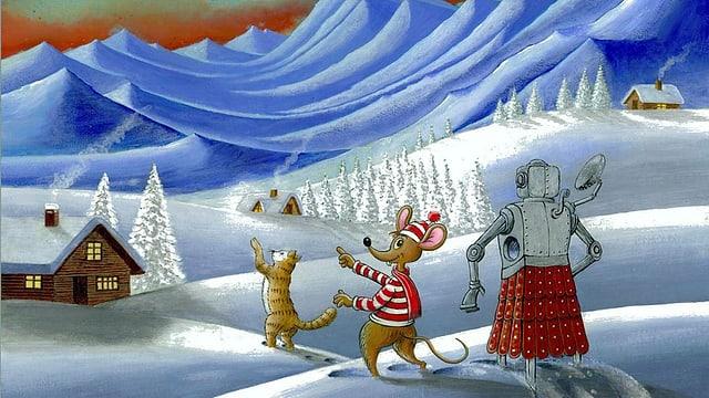 Video «Jimmy Flitz Chinder Wiehnacht: E Reis dür d Schwyz nach Bethlehem» abspielen