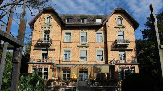 Psychiatriezentrum in Münsingen.