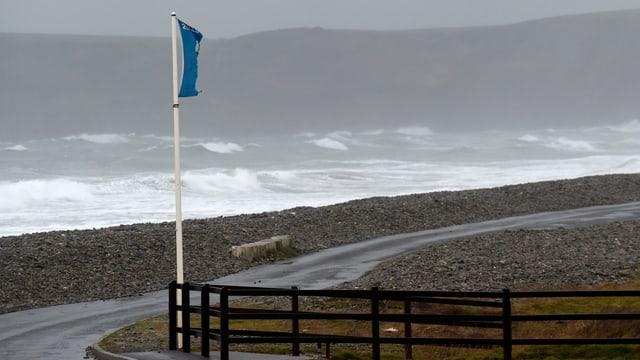 bandiera rutta sper la mar criva