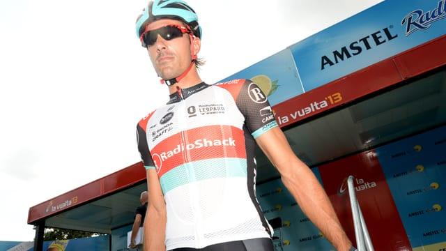 Fabian Cancellara tritt am Mittwoch zum Zeitfahren an.