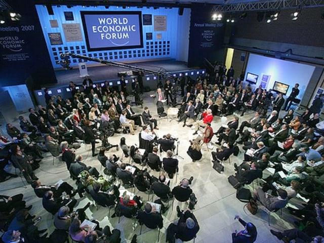 WEF Forum mundial d'economia