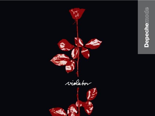 Bis heute das meistverkaufte Album der Band: Violator.