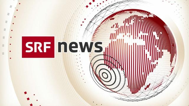 Neues Logo von SRF News