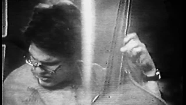 Charlie Haden am Bass