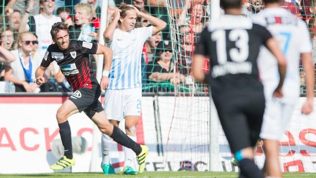 Geoffrey Treand FC Aarau