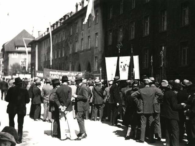 1. Mai-Demonstration 1931