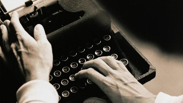 Scriver - maletg simbolic