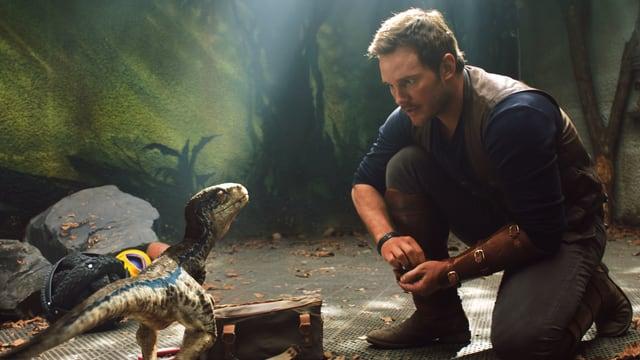 Kritik: «Jurassic World: Fallen Kingdom»