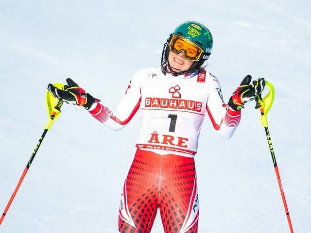 Katharina Liensberger.
