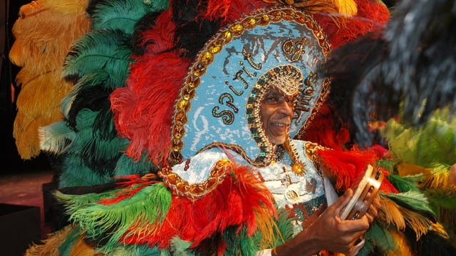 «Bury The Hatchet» – ein Filmportrait über die Mardi Gras Indians.