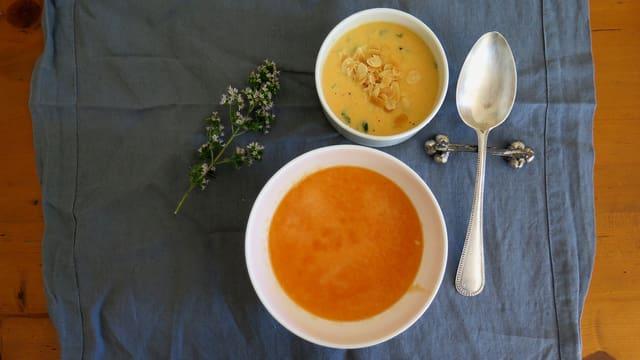 Rezept: Kalte Melonensuppe – in zwei Varianten