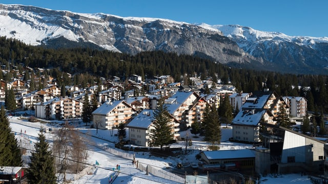 Hotels in Laax