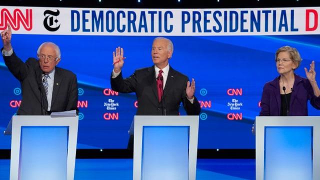 Nachteil für Demokraten im Präsidenschaftsrennen