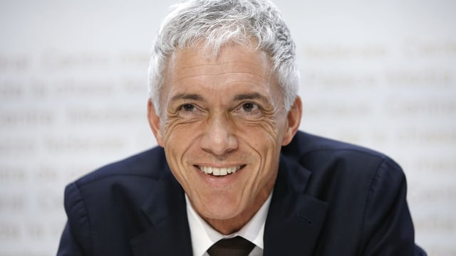 Michael Lauber.