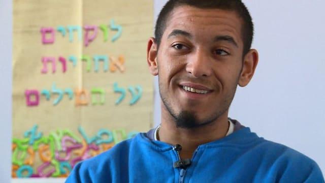 Video «Maor Aton hat ein Zuhause gefunden» abspielen