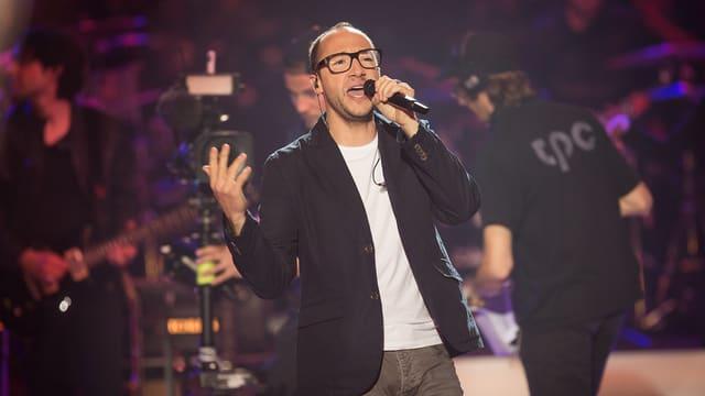 Video «Ich schänke dir es Lied – Liveshow 4» abspielen